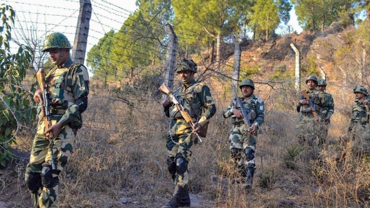 Five Naxals killed in a gunbattle with cops in Gadchiroli
