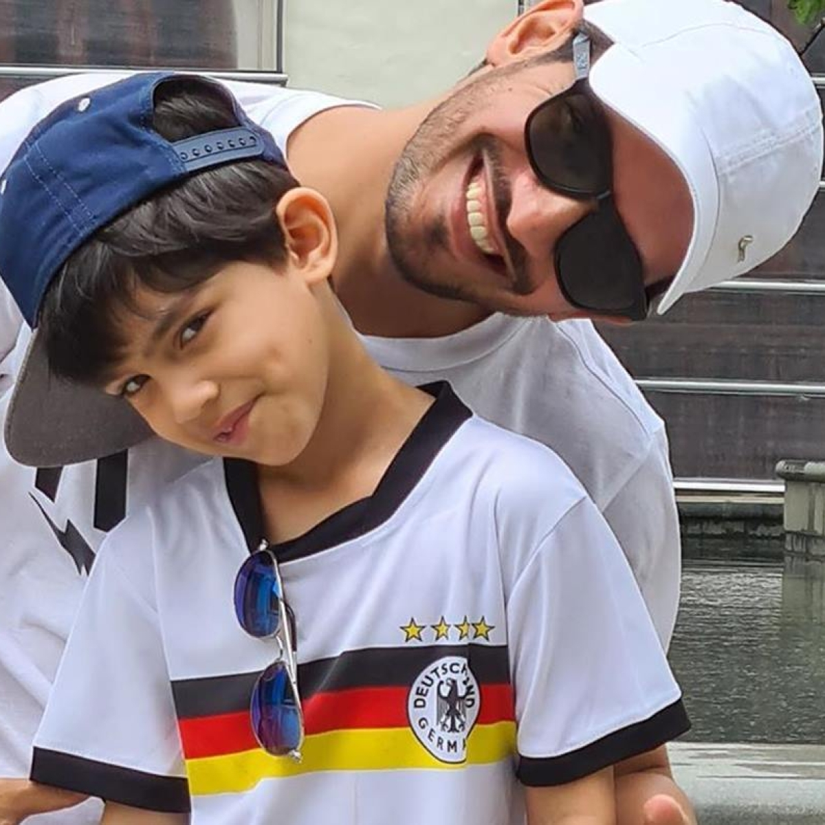 After wife, Arjun Bijlani's 5-year-old son also tests positive for COVID-19