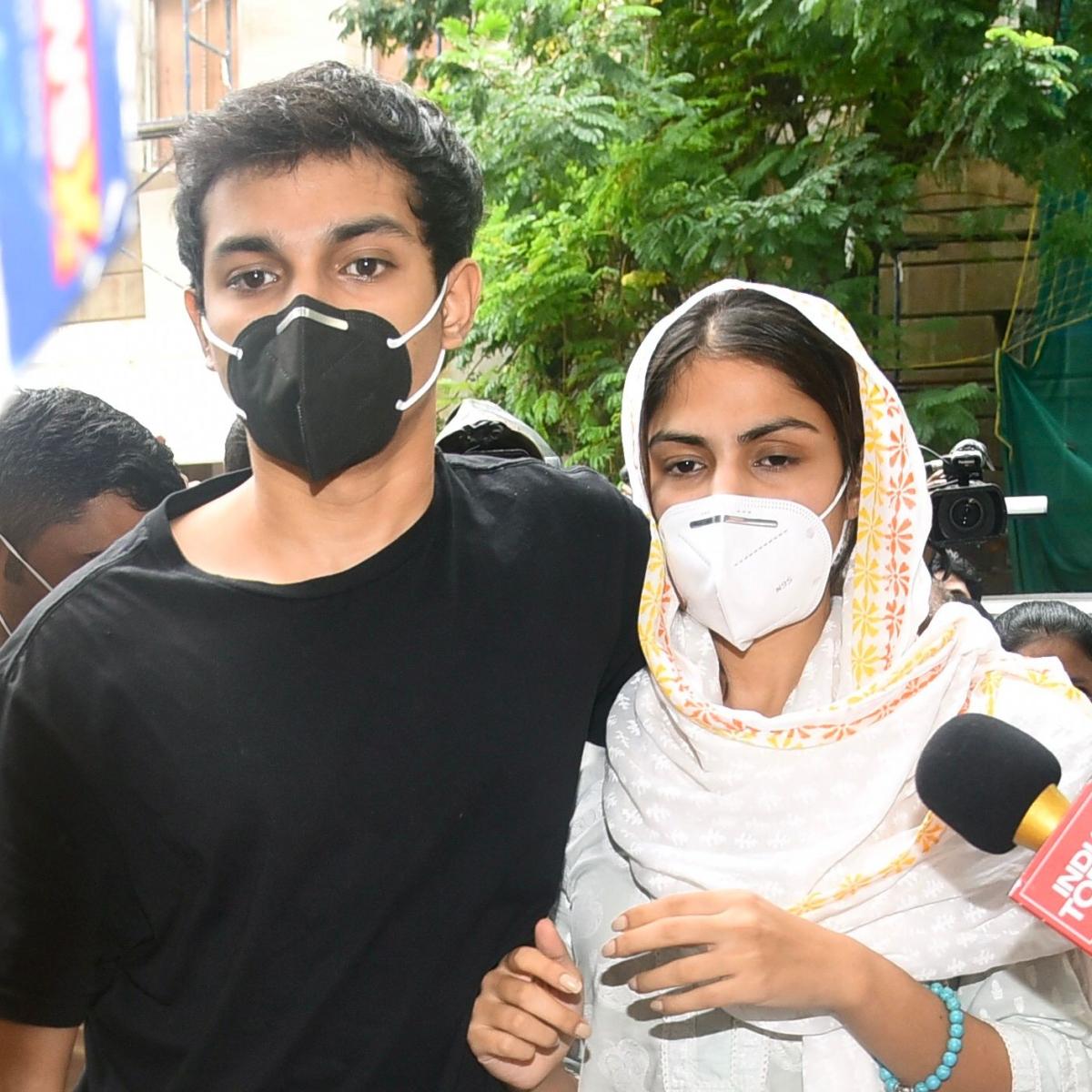Rhea, Showik Chakraborty's judicial custody further extended till October 20