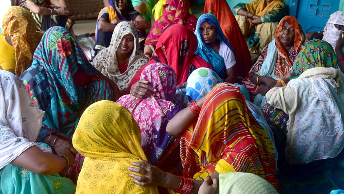 'Received intelligence of some trying to provoke caste violence': Hathras DM defends 'night cremation'