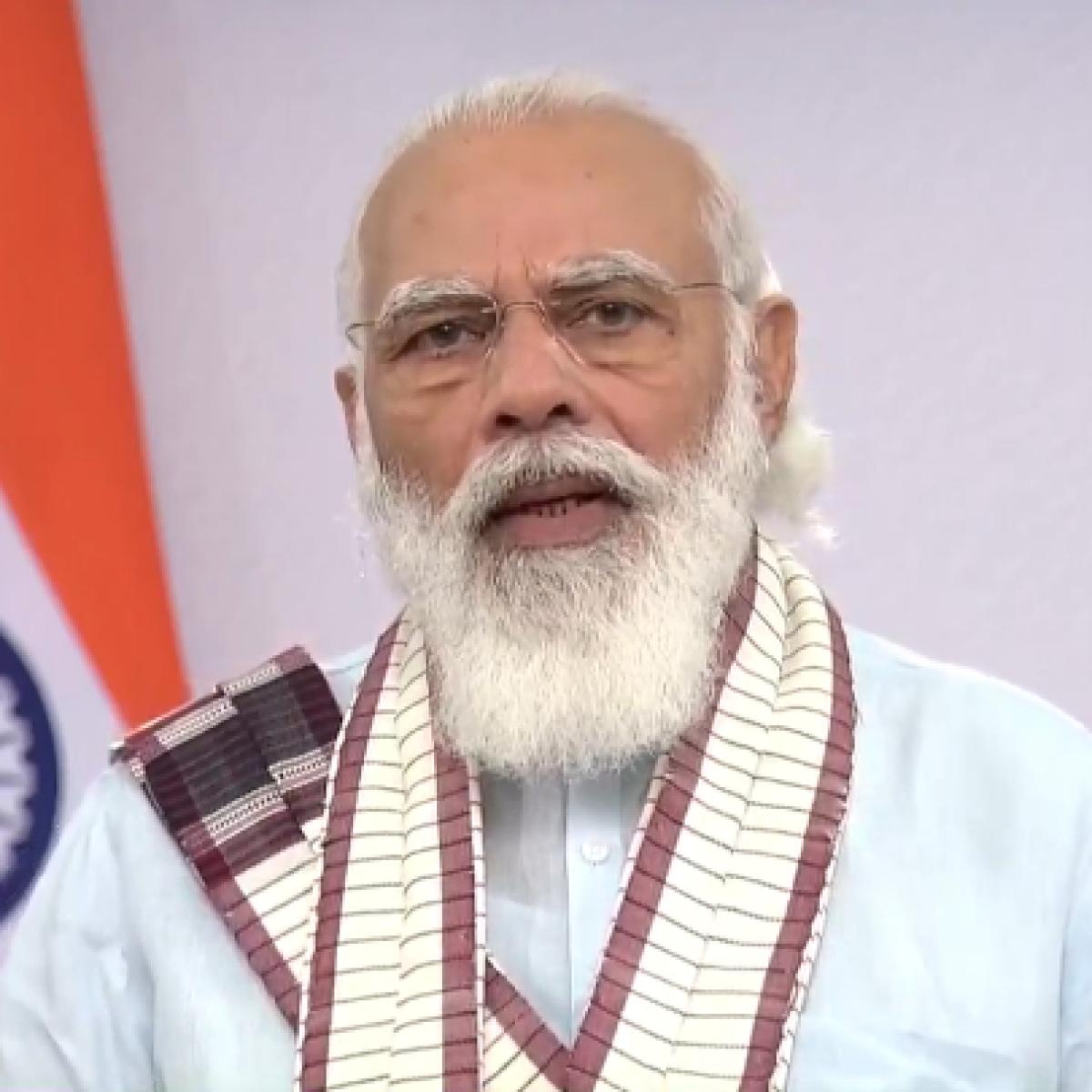 PM Modi announces USD 1 million aid to COVID-19 ASEAN Response Fund