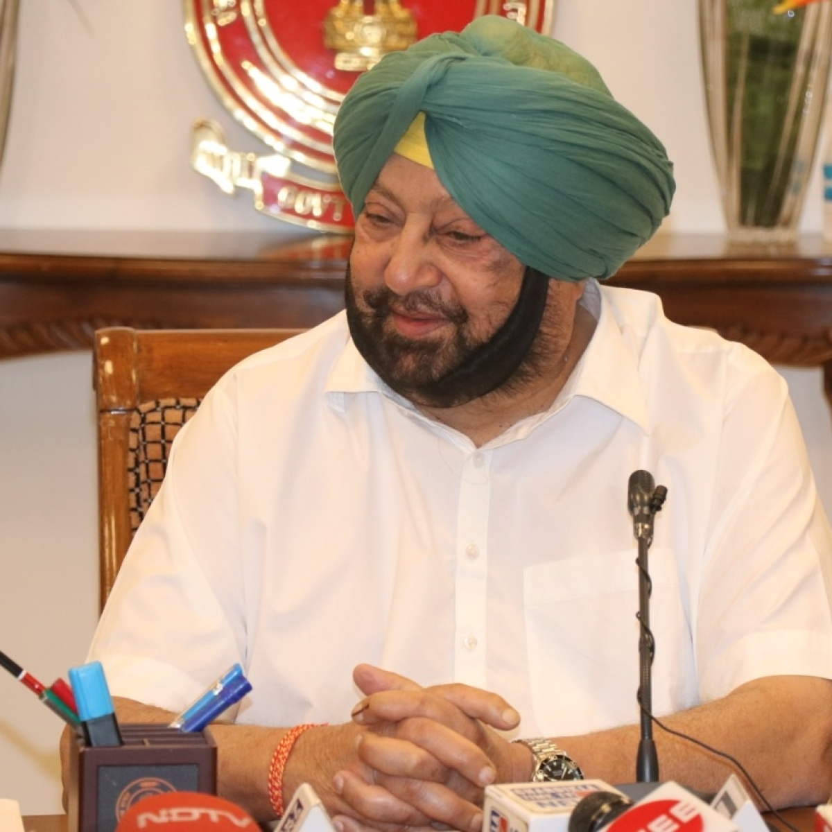 Punjab calls Assembly session on Oct 19 to negate farm laws