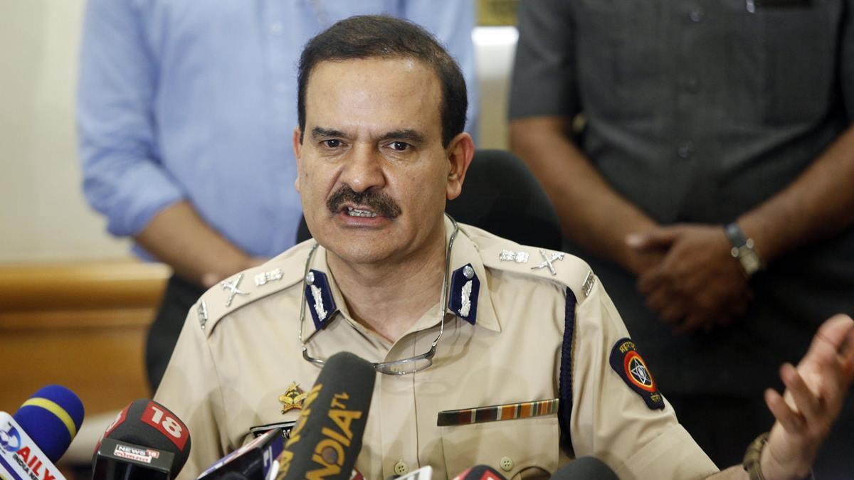 FIR registered against former Mumbai CP Param Bir Singh over cop's complaint