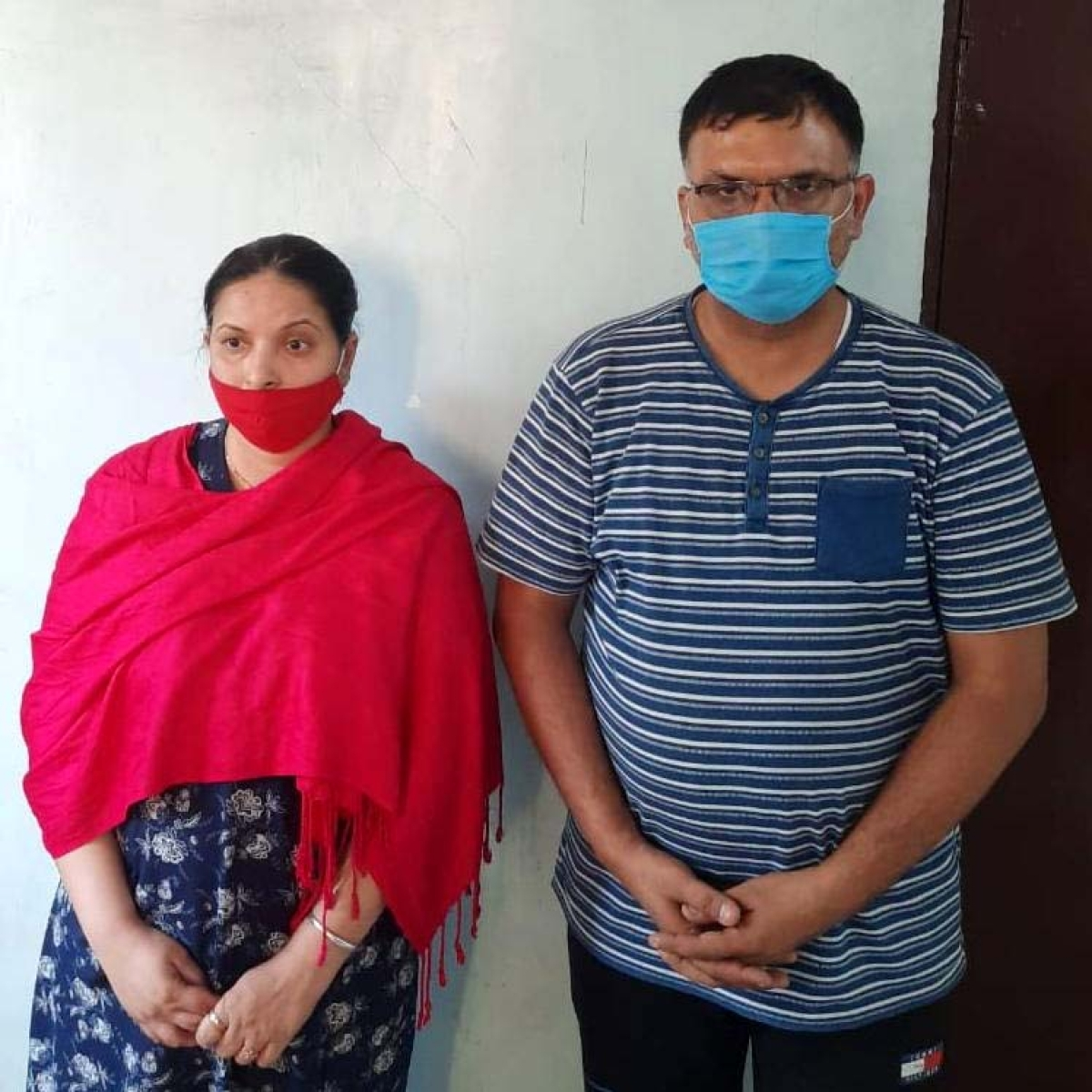 Bhopal: Jalandhar-based fraudster couple falls in police net, brought to city
