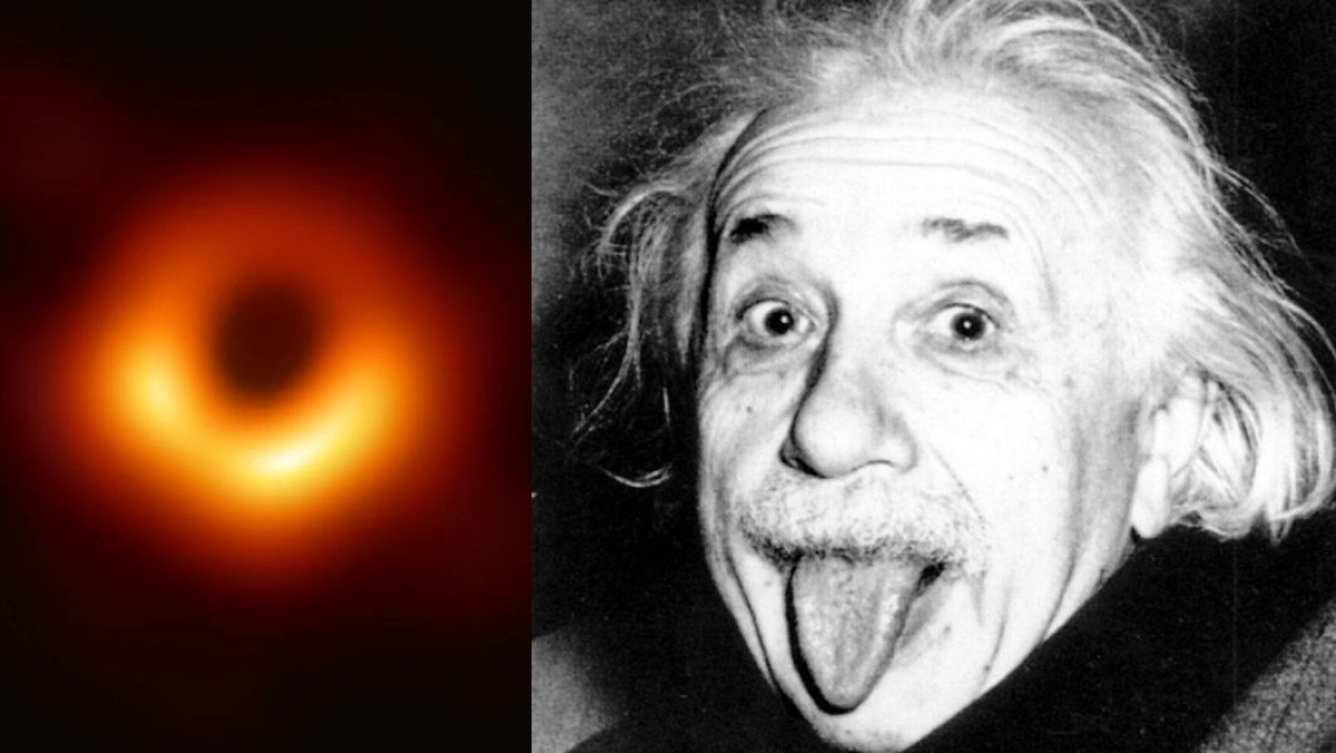 Back in Black Holes: This year's Physics Nobel again shows Universe was understood in Albert Einstein's head