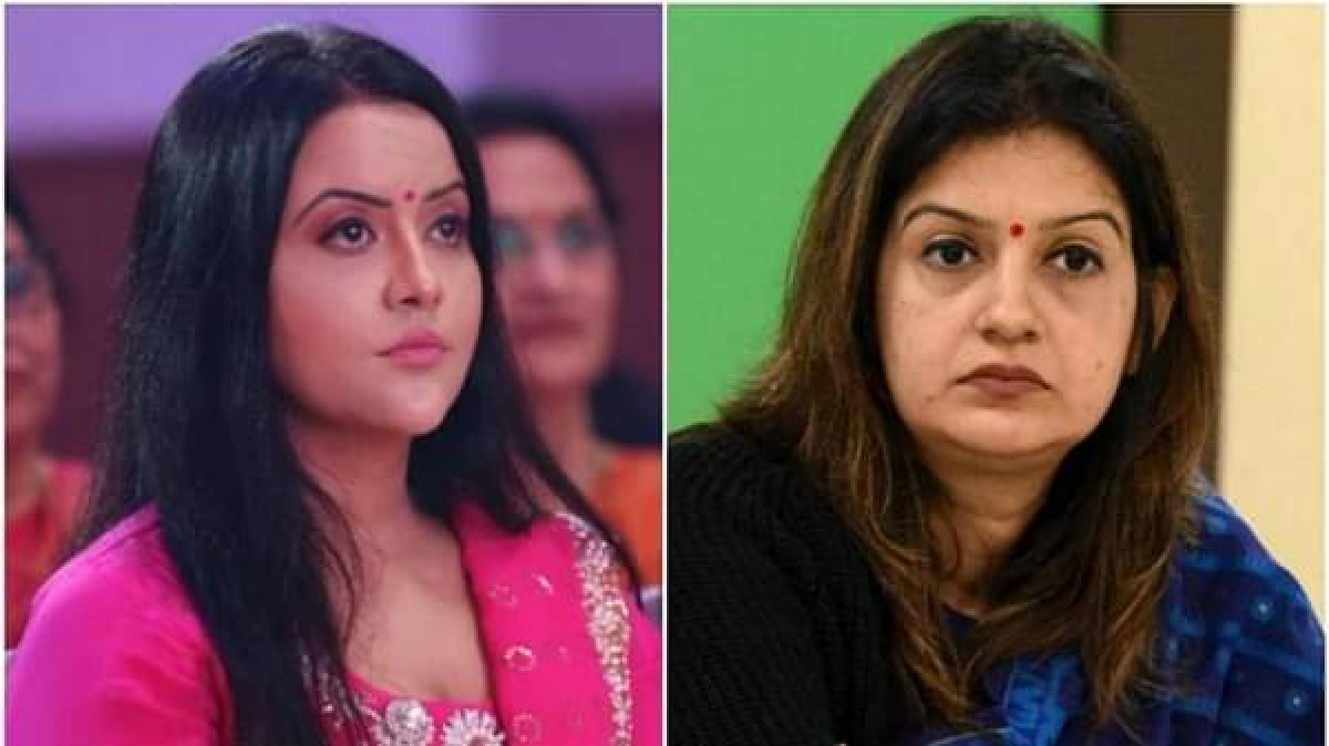 Sena MP Priyanka Chaturvedi and former CM's wife Amruta Fadnavis engage in war of words on Twitter