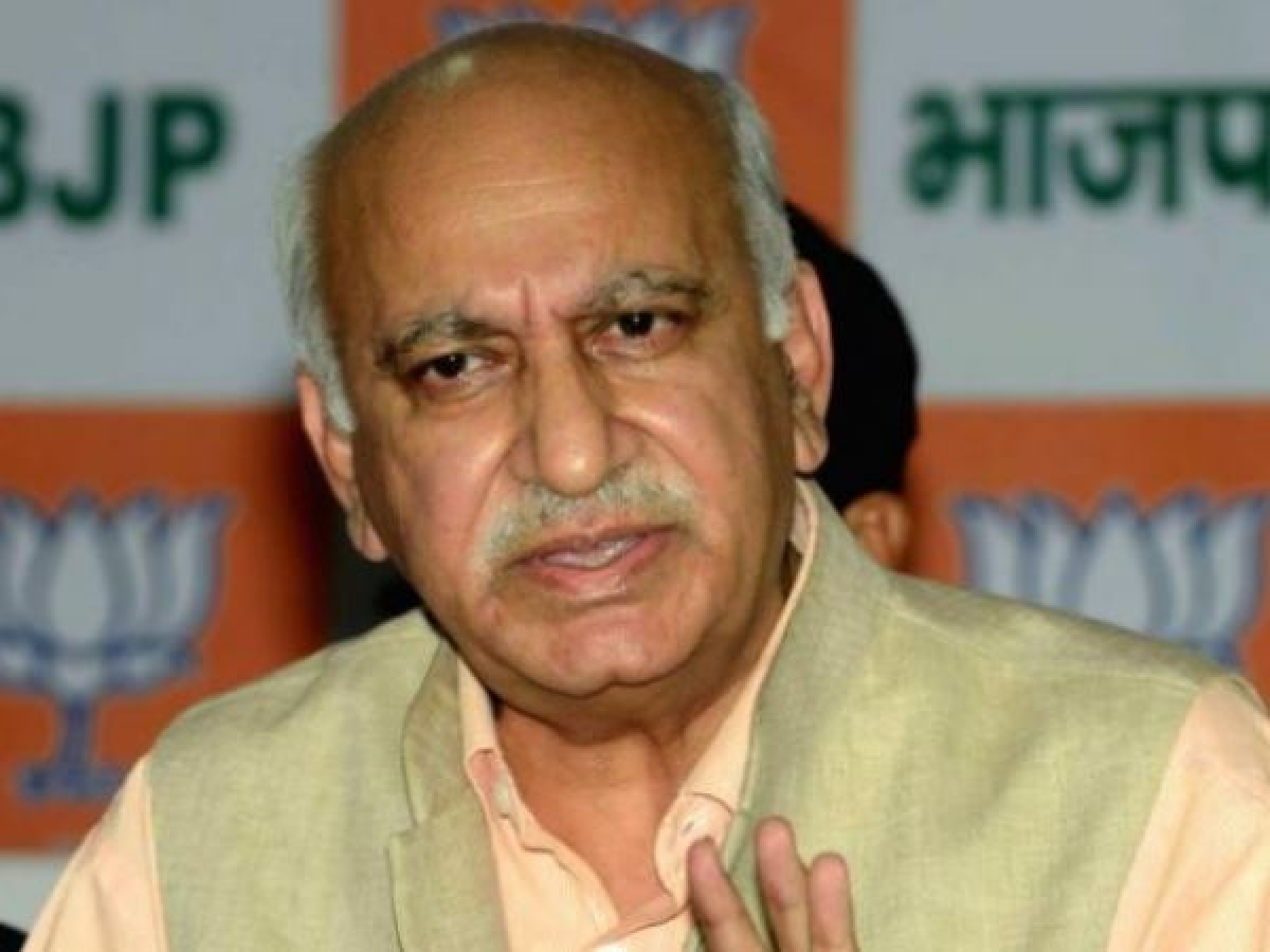 MJ Akbar's defamation case to remain with MP-MLA court