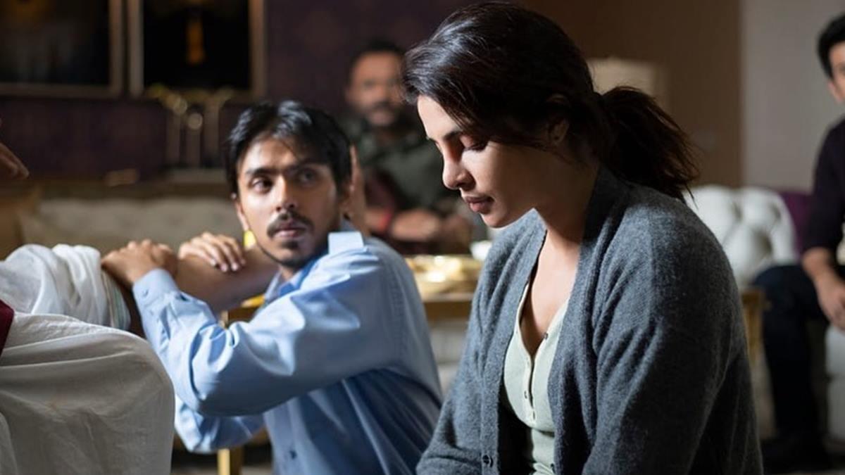 Priyanka Chopra unveils the first look of upcoming Netflix original 'The White Tiger' ft. Rajkummar Rao, Adarsh Gourav
