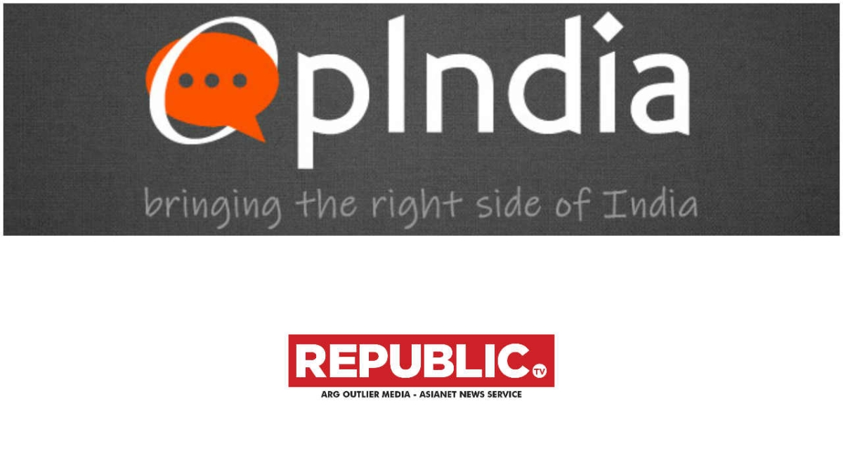 OpIndia and Republicworld are founding members of Indian Digital Media Association (IDMA)