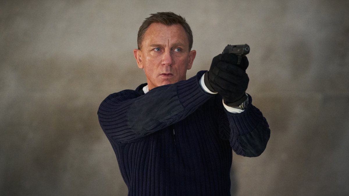 Daniel Craig-starrer 25th James Bond movie 'No Time to Die' pushed to April 2021