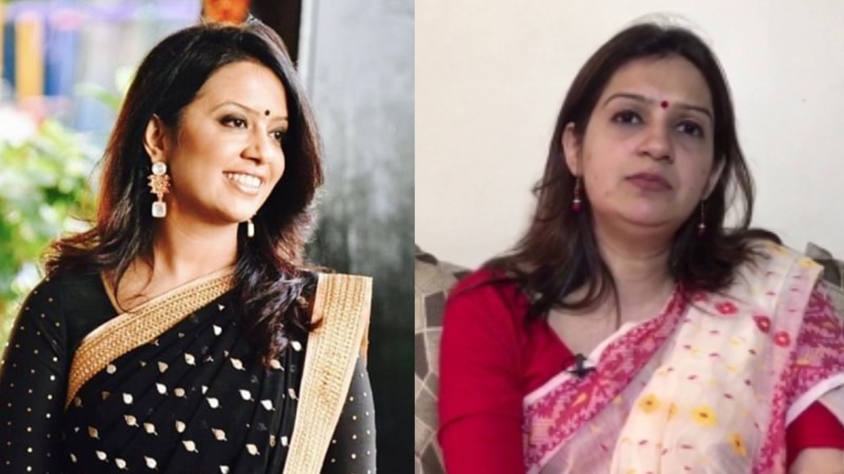 Amruta Fadnavis, Priyanka Chaturvedi engage in Twitter spat after Mumbai Police shifts 40,000 accounts from Axis Bank