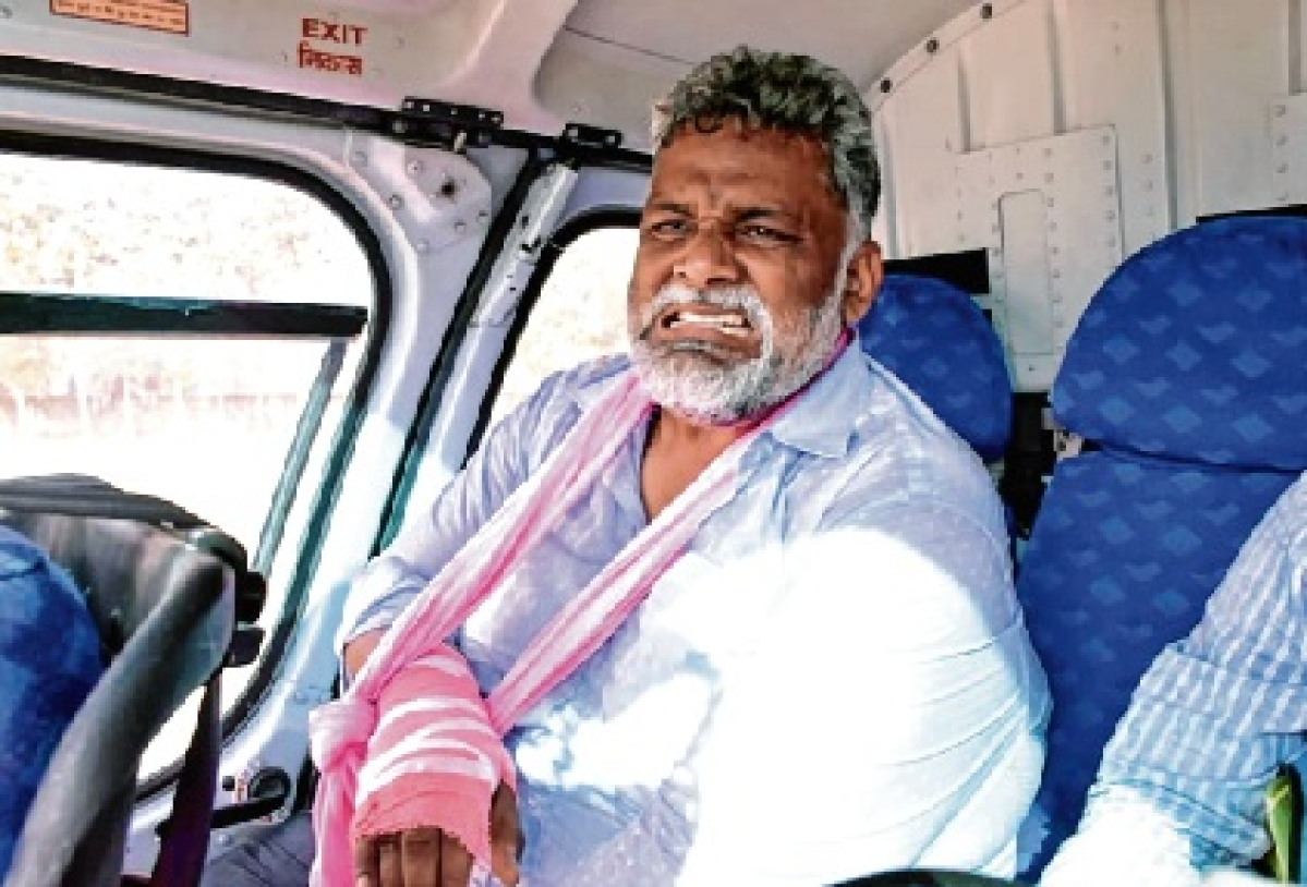 Pappu Yadav arrested amid Twitter spat with Rajiv Pratap Rudy, criticism of Bihar govt's handling of COVID-19
