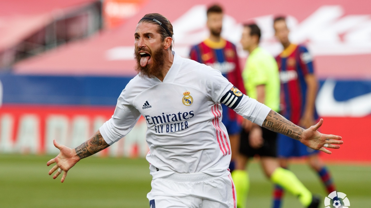 El Clasico 2020: Real Madrid win 3-1 at Camp Nou for the first time since 2016