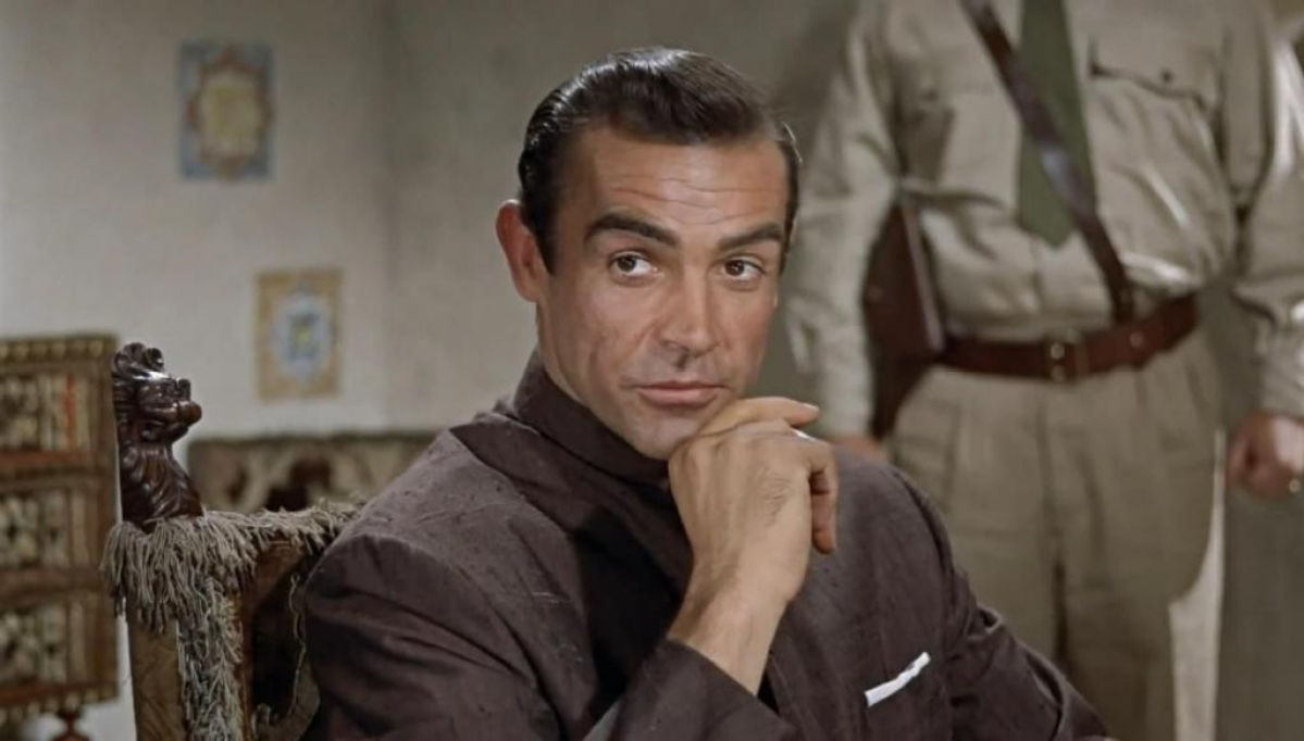 James Bond, played by Sean Connery, was voted the third-greatest hero by American Film Institute. Who were 1 and 2?