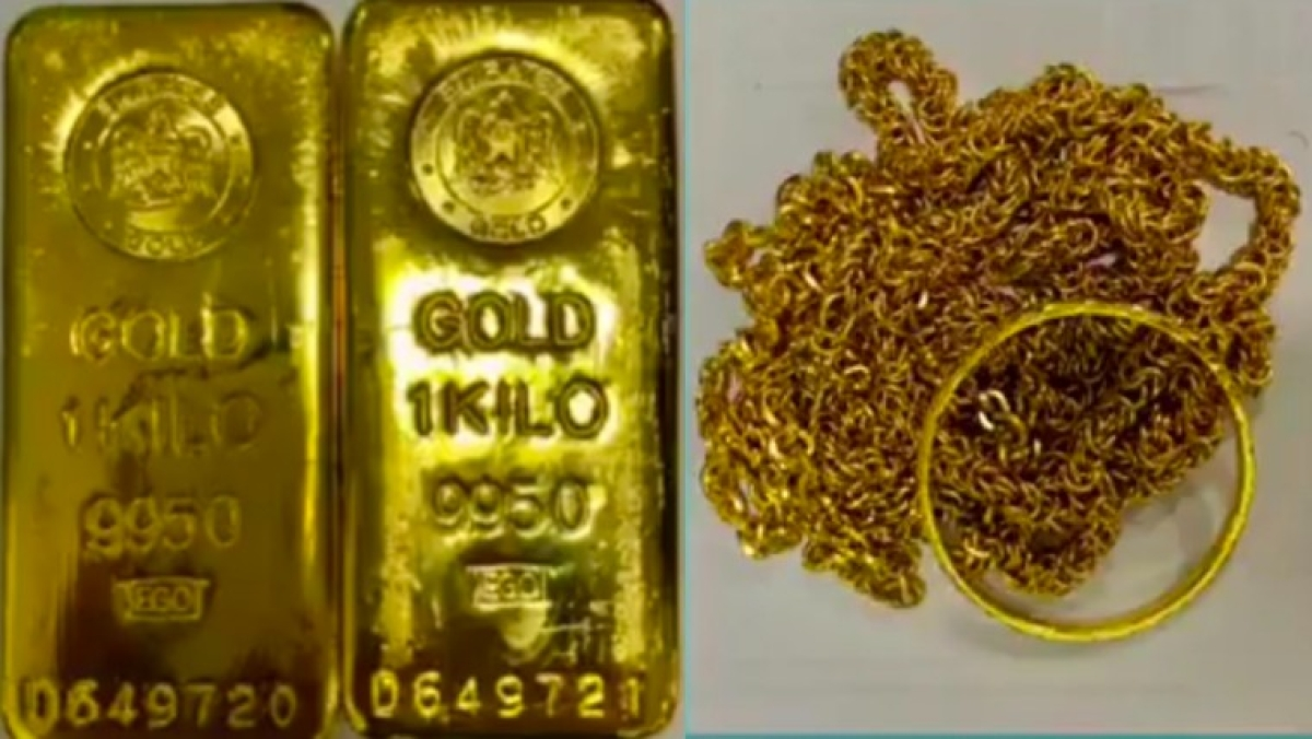 Mumbai Crime Watch: Dubai flyers conceal gold bars, bangle and chain worth Rs 1.15 crore in bottle, held
