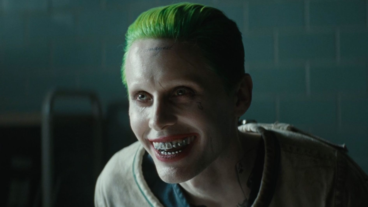 Jared Leto reprises his role as the 'Joker' for Zack Snyder's 'Justice League'