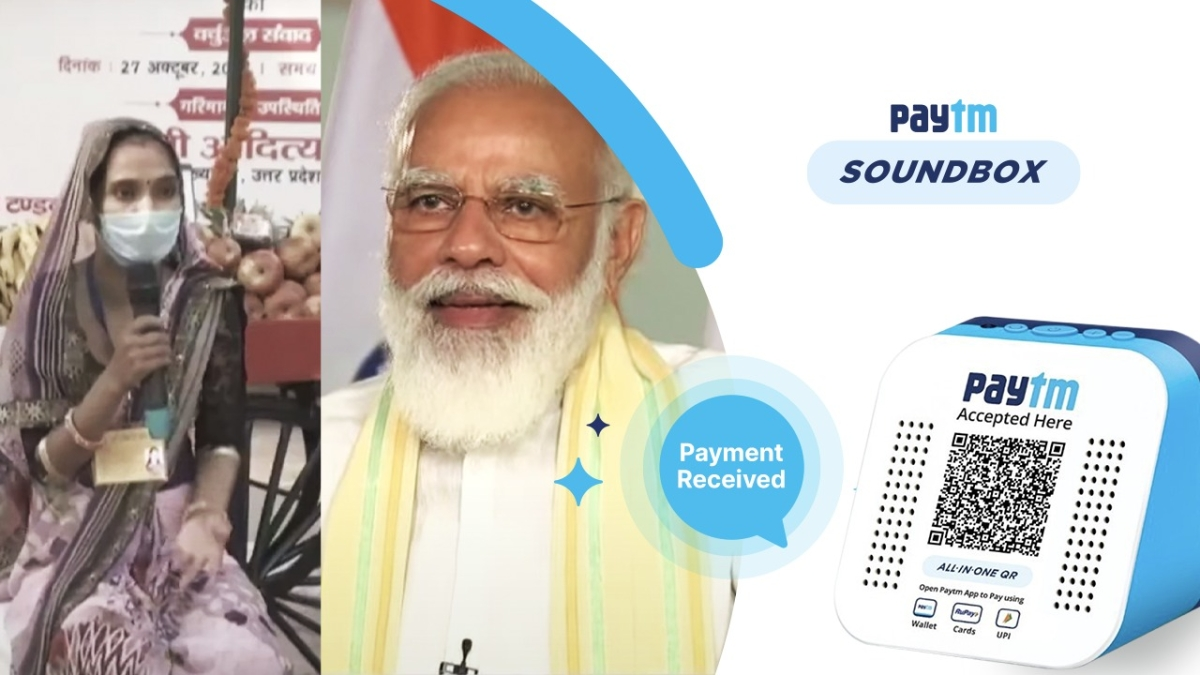 Paytm will deploy 10 lakh Paytm Soundbox