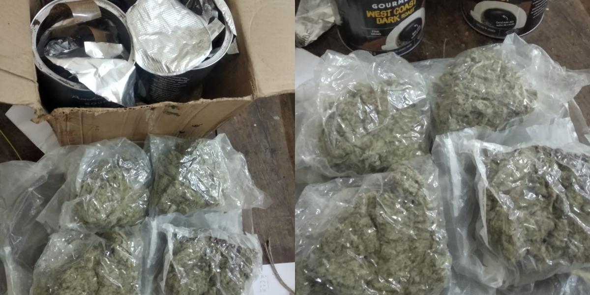 Mumbai: NCB seizes marijuana worth Rs 50 lakh smuggled via courier; two held