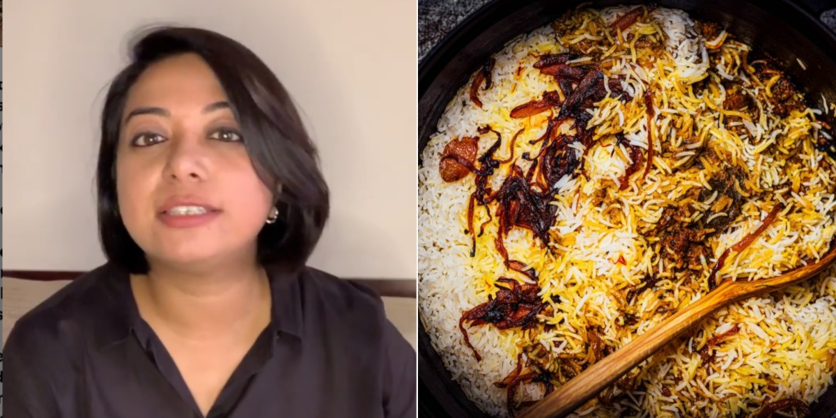 Give me rice, I will make biryani: Faye D'Souza's perfect answer to trolls