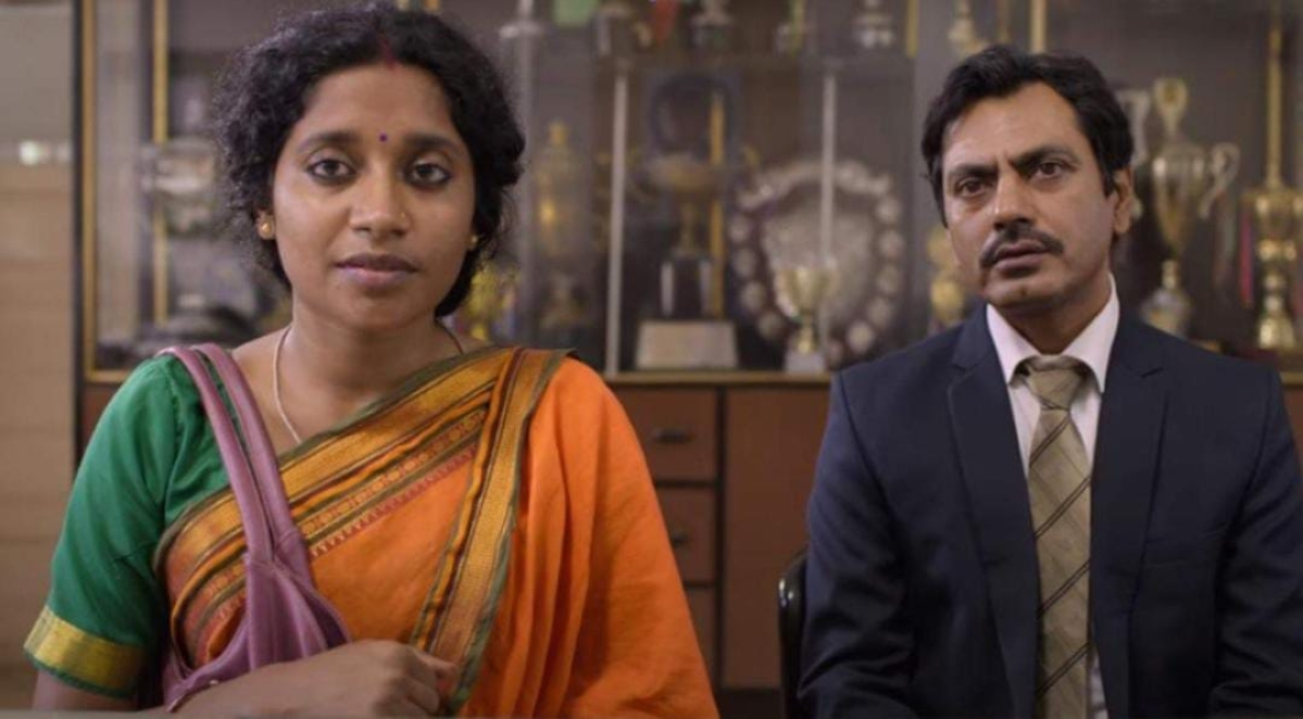 Bhopal: Working with Nawazuddin Siddiqui in Serious Men was a dream come true, says city artist Indira Tiwari