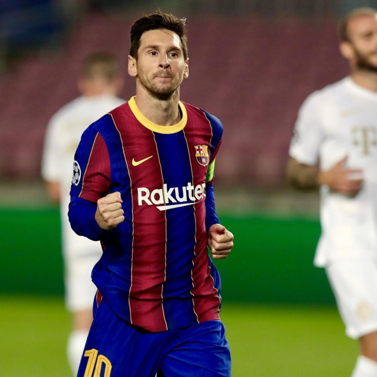Champions League: Lionel Messi achieves new milestone as Barcelona defeat Ferencvaros