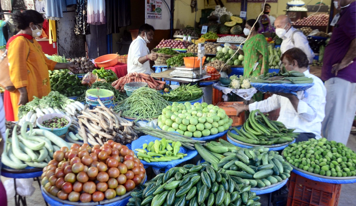 Soaring vegetable prices in Bhopal;  Relief likely next year