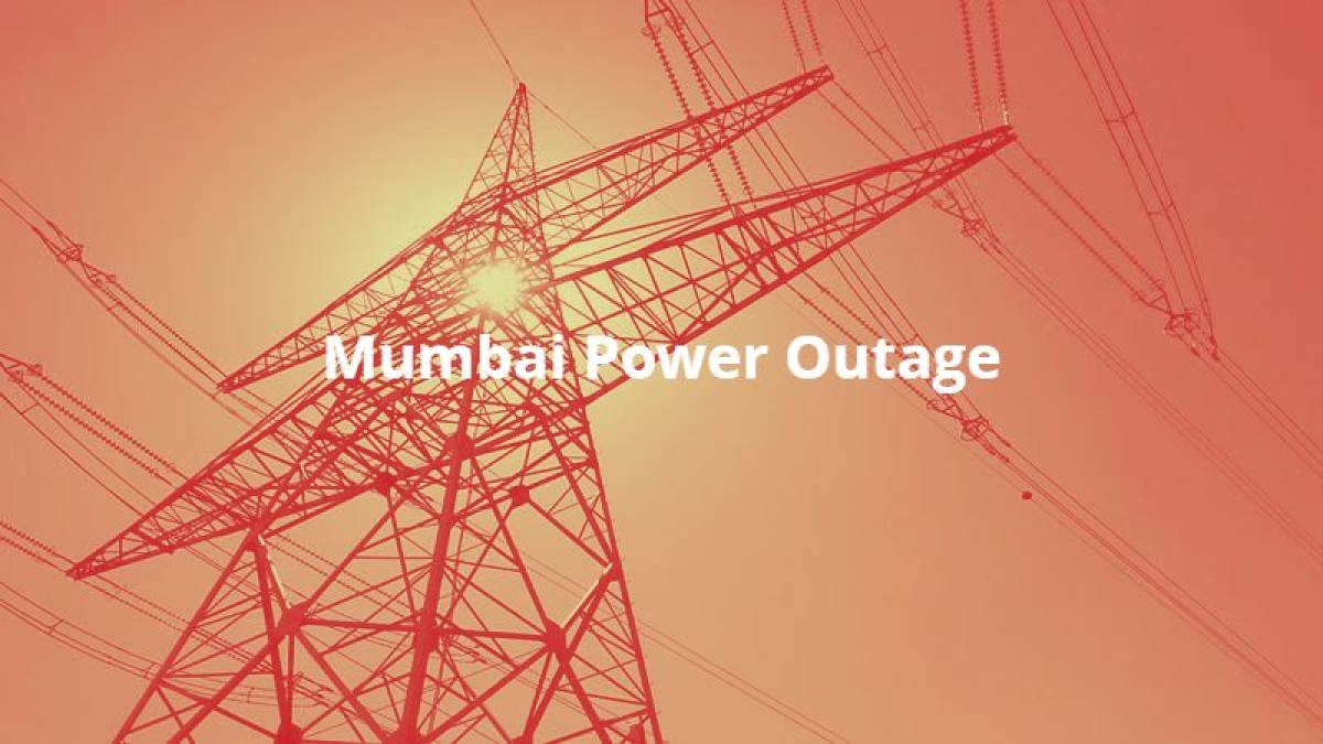 Mumbai Power Outage: Here is the latest on restoration of electricity supply
