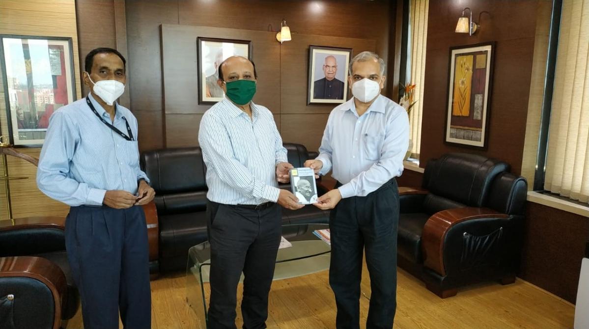 Rashtriya Chemicals and Fertilizers celebrates 151st birth anniversary of Mahatma Gandhi