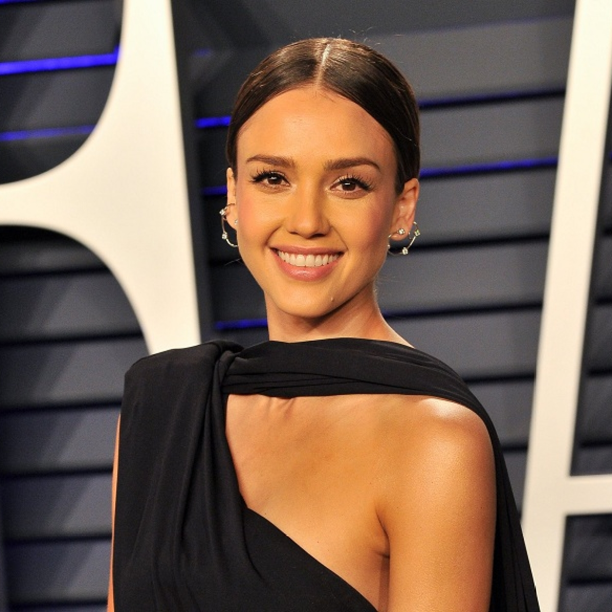 'Post Covid if anybody stays at home it'll probably be the man,' says Jessica Alba