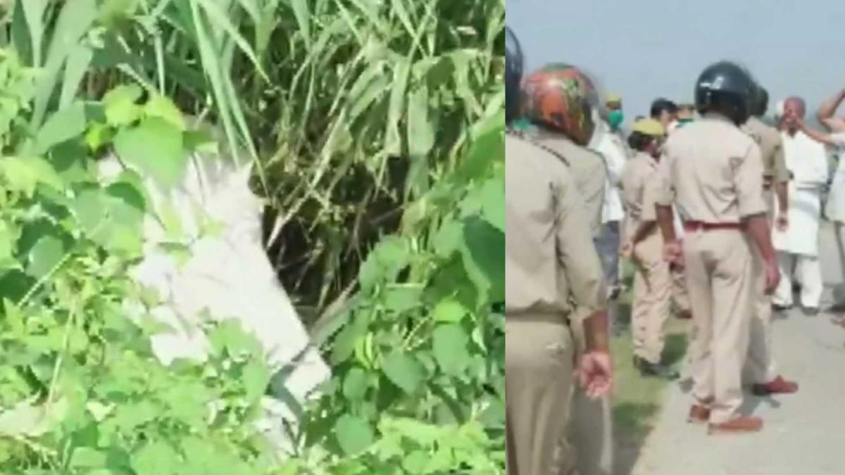 Uttar Pradesh: After Hathras rape case, now woman's body found stuffed in a box in Gorakhpur