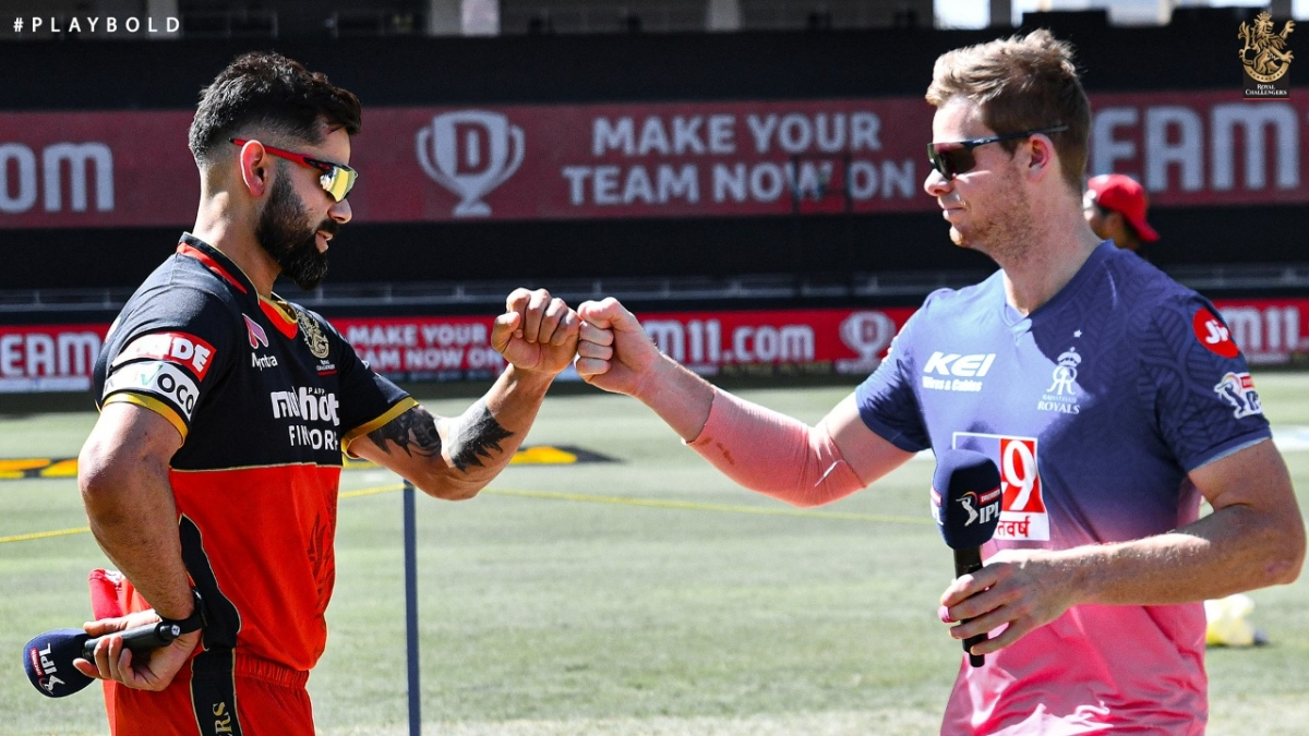 Rajasthan Royals vs Royal Challengers Bangalore LIVE: Score, commentary for the 33rd match of Dream11 IPL