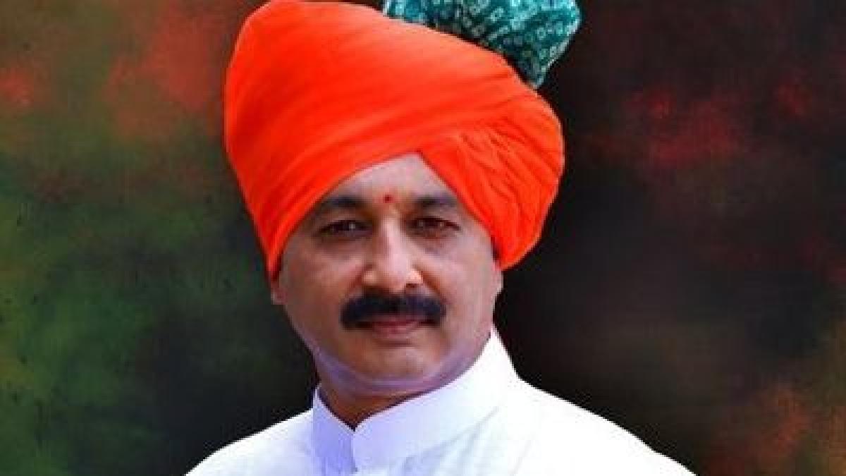 BJP MP Chhatrapati Sambhaji Raje