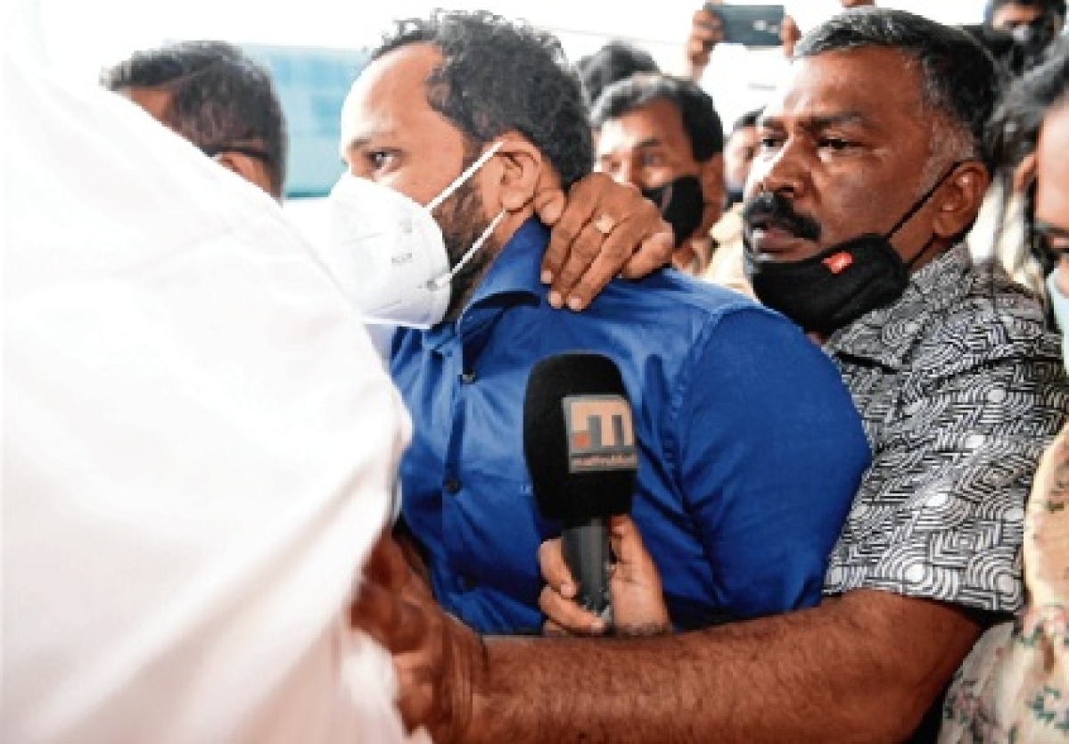 Sandalwood drugs case: Bineesh grilled by ED for 6 hours