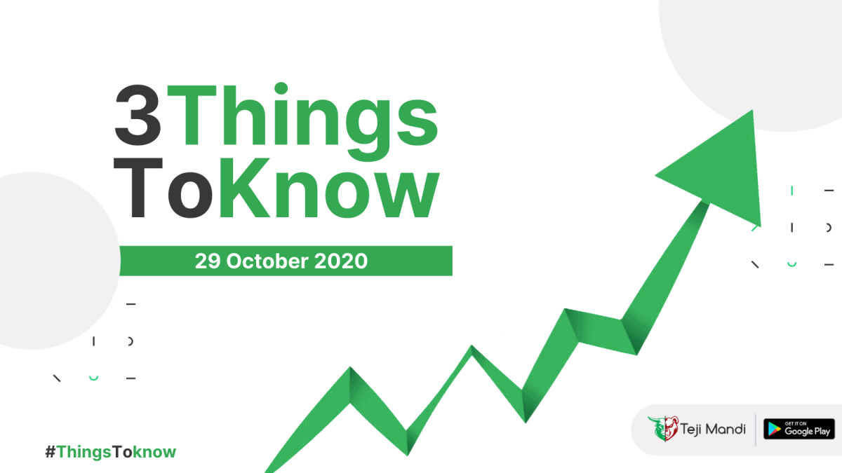 Teji Mandi: Three things investors should know on October 29, 2020
