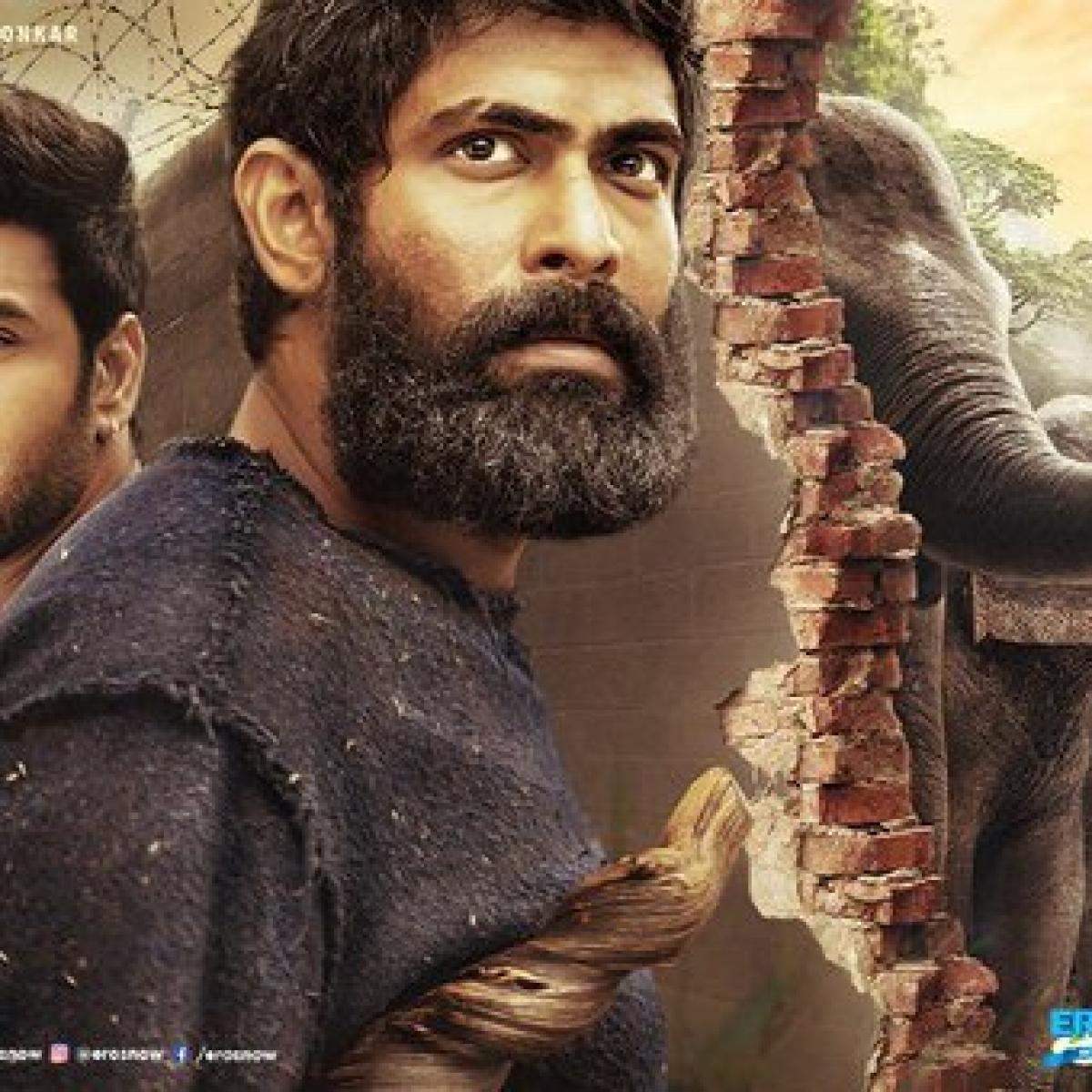 Rana Daggubati-starrer 'Haathi Mere Saathi's Hindi version put on hold due to COVID-19 pandemic