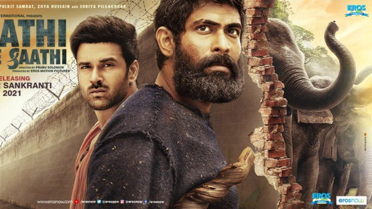 Rana Daggubati, Pulkit Samrat's 'Haathi Mere Saathi' to hit the screens on Makar Sankranti 2021