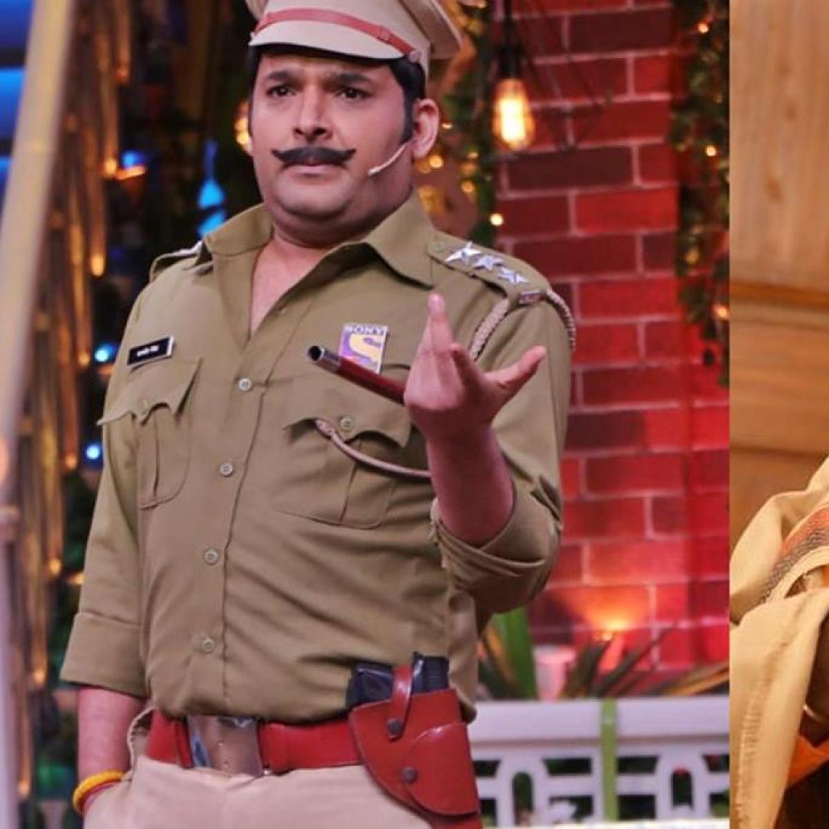 Check out Kapil Sharma's classy reply after Mukesh Khanna calls his show 'vulgar'