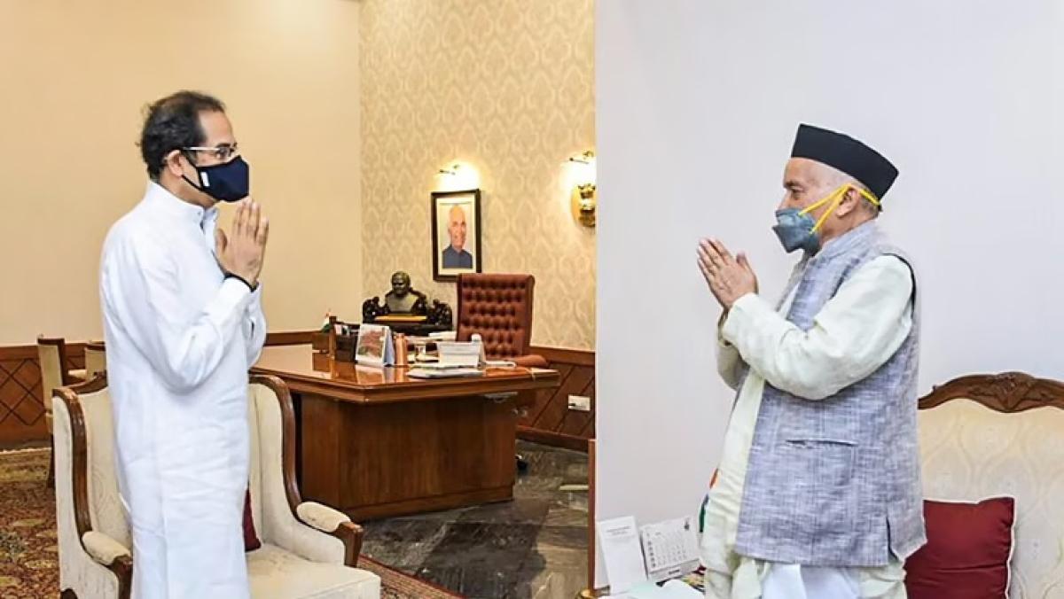 Koshyari-Thackeray dustoff may reset Guv-Oppn CM ties