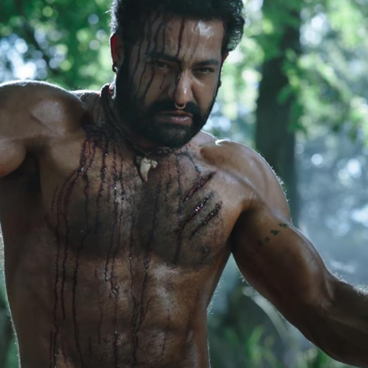 Watch video: First look of Jr. NTR as Bheem in SS Rajamouli's 'RRR'