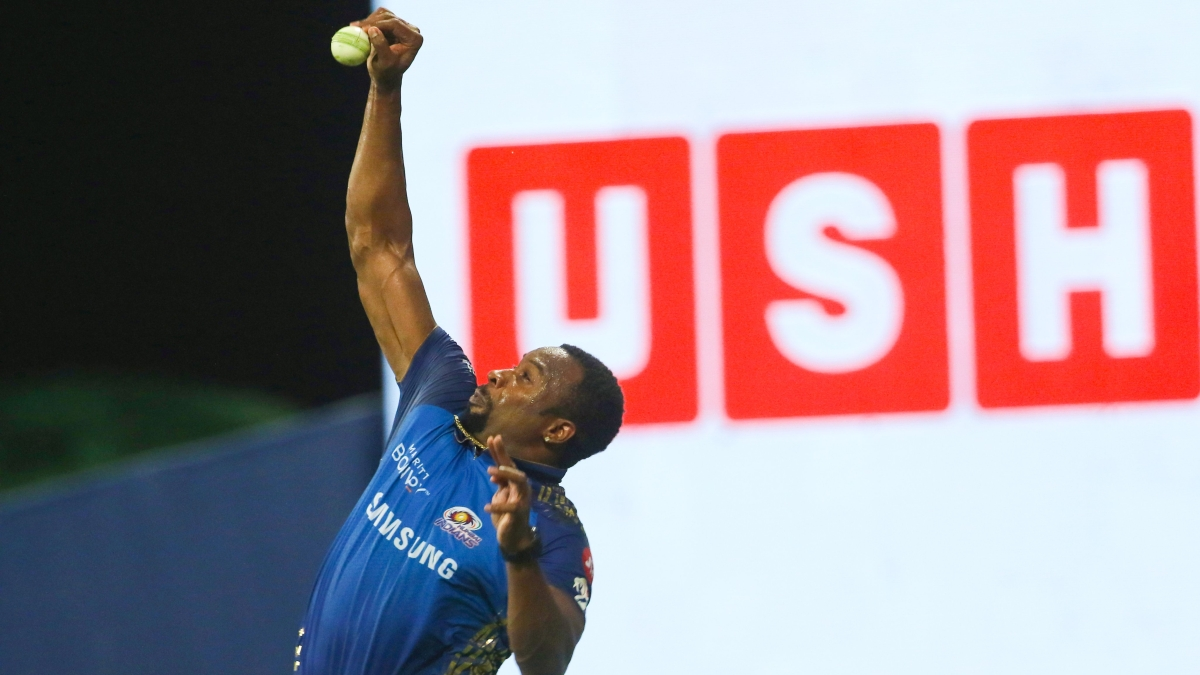 'You're behind me now': Kieron Pollard's hilarious jibe at compatriot Dwayne Bravo after winning 5th IPL title