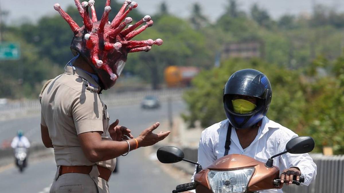 Coronavirus in Indore: 280 cops including 18 TIs infected in district