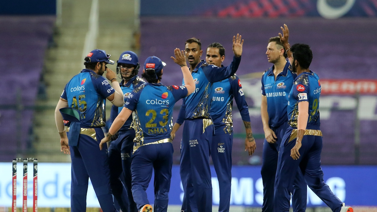 Mumbai Indians vs Delhi Capitals: Suryakumar Yadav, Quinton de Kock shine in MI's 4th consecutive win in IPL 20