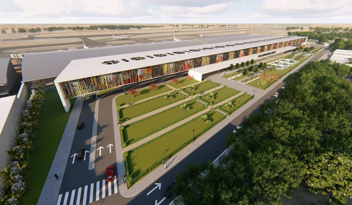 New integrated terminal building at Pune airport to be ready by March 2022: AAI
