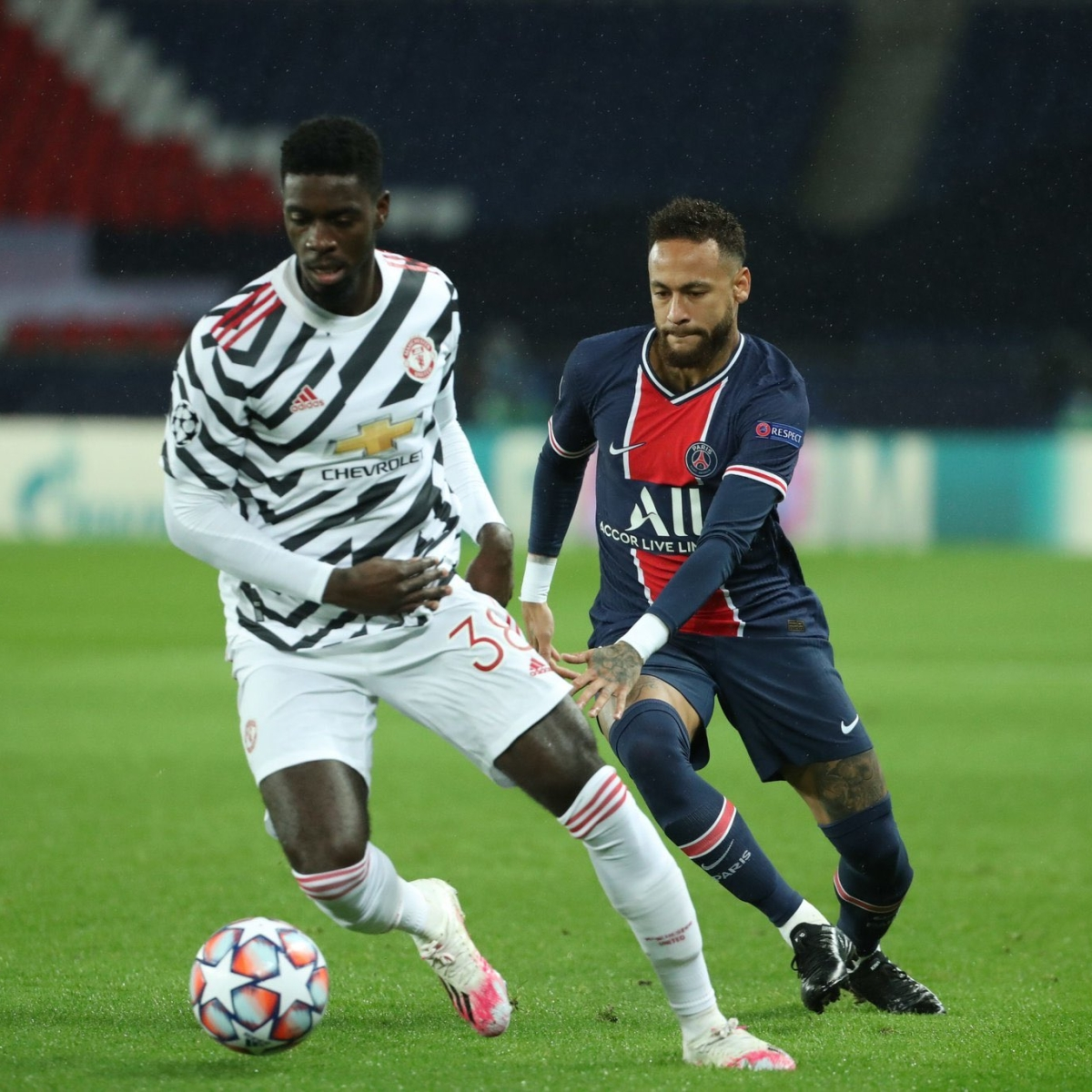 'He owns Paris': Wikipedia edited to hail Axel Tuanzebe's massive performance against Mbappe