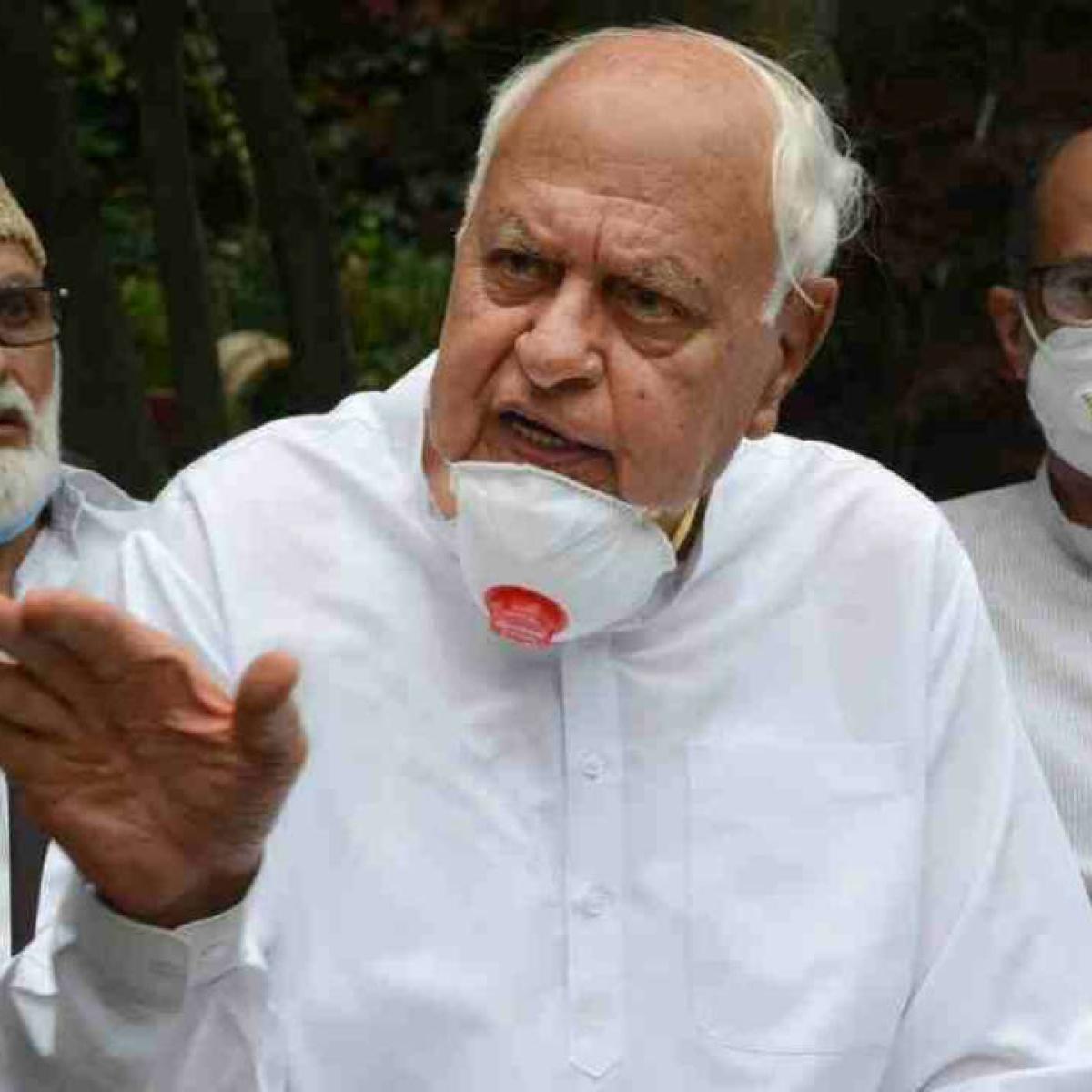 Farooq Abdullah requests PM Modi to restore 4G internet in J&K; prays for success of COVID vaccine