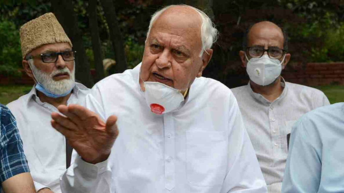 Even if I've to be hanged, resolve for restoration of Article 370 won't change: Farooq Abdullah