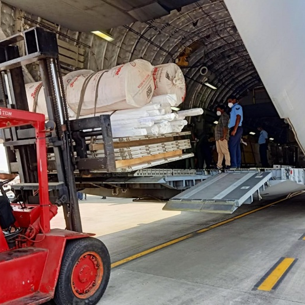 COVID-19: First consignments of medical supplies from US, Russia expected to reach India by Thursday