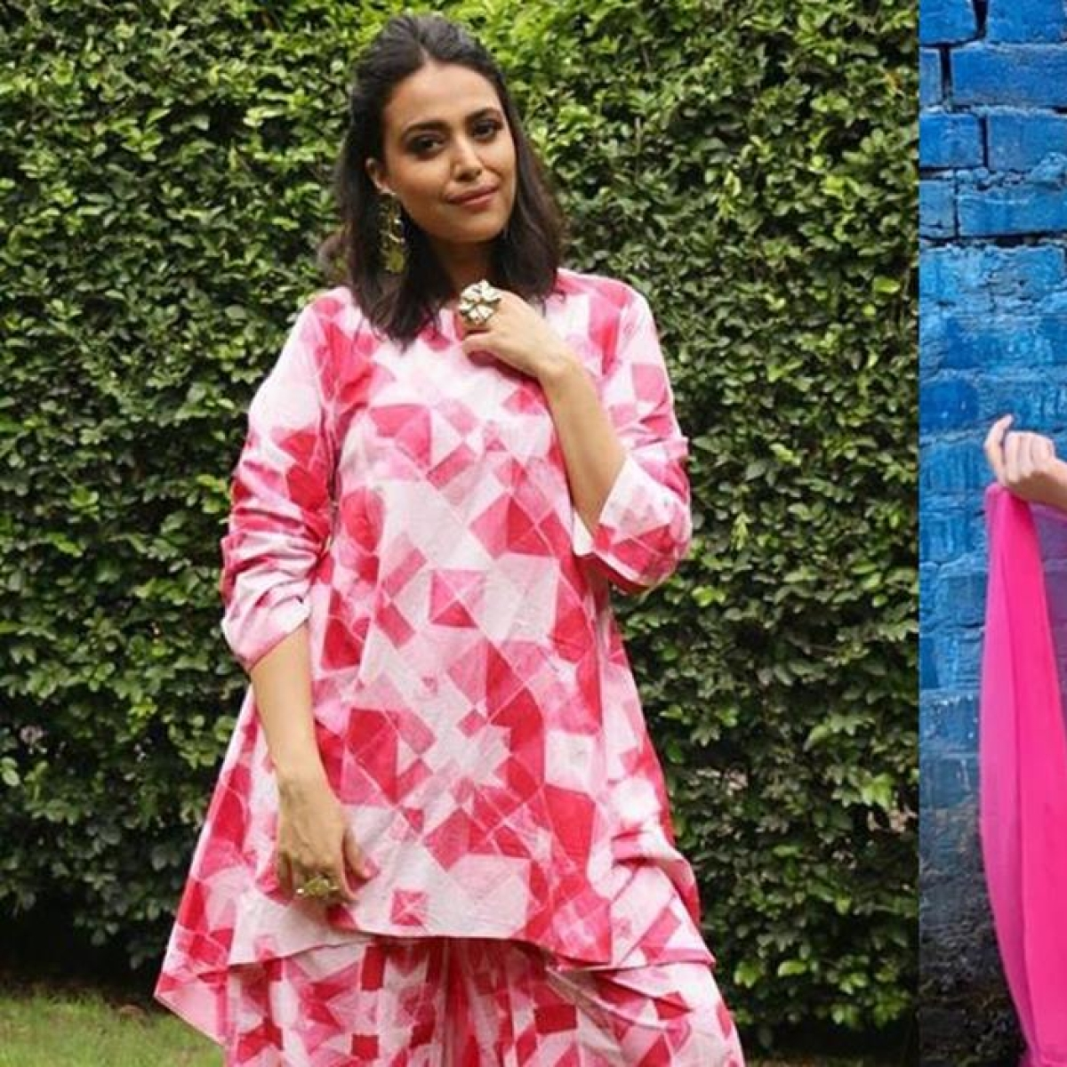 Check out Swara Bhasker fangirling after Jasmine Sandlas notices her 'Kashni' dance video