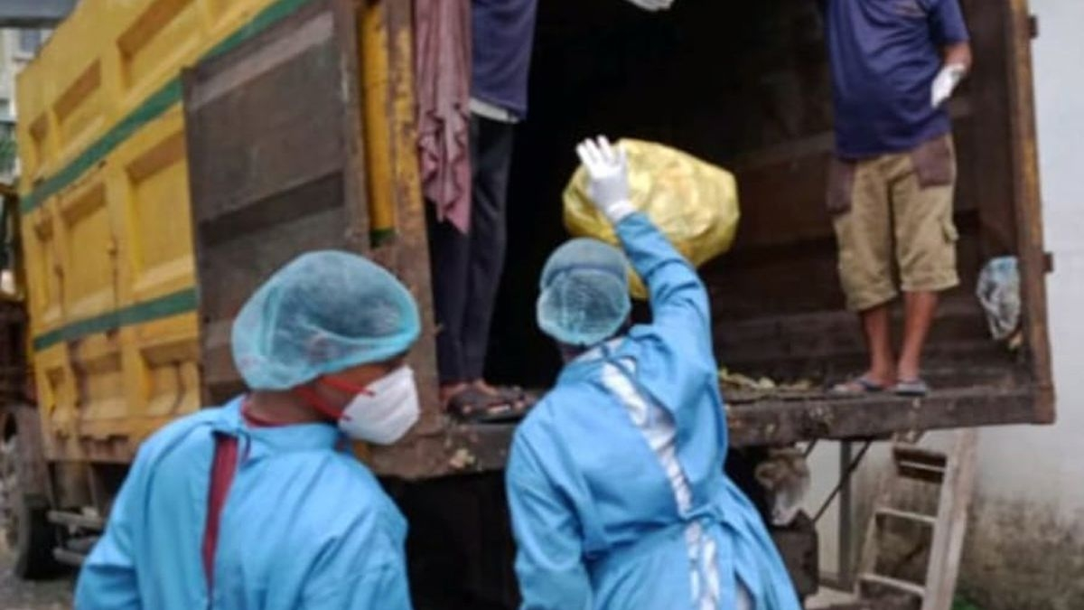 Covid-19: Plea in NGT over disposal of masks, gloves in public places, offices in MP