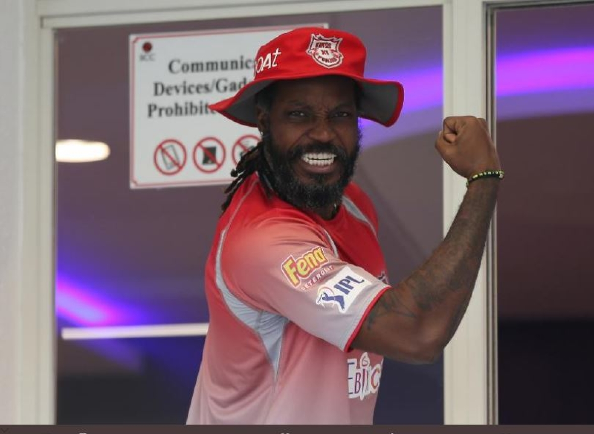 Chris Gayle the game changer